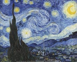 Loving Vincent - sterrennacht